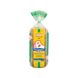 EUROPEO EMPAQUE WHOLE WHEAT