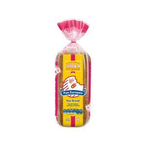 EUROPEO EMPAQUE RYE BREAD